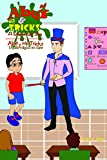 Abe and Mr. Tricks: A Magical Sub Day/Abe y Mr. Tricks:Un día mágico en clase (English/Spanish-Bilingual/Dual Immersion Edition),Bedtime Stories for Kids ages 4-8 (Spanish Edition)