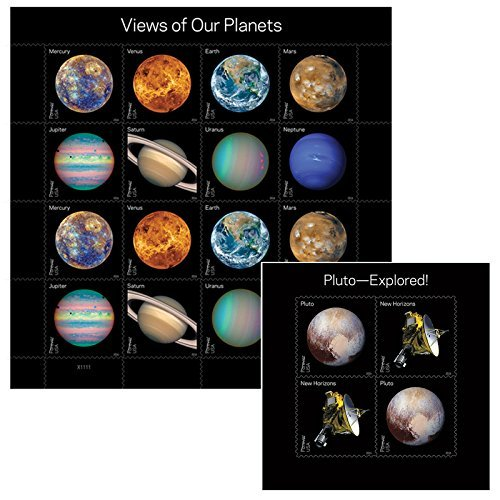 usps-forever-postage-stamp-combo-views-of-our-planets-pluto-explored-20-total-stamps-by-usps