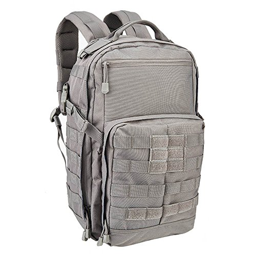 Oleader 30L Tactical Backpack Military Molle 3 Day Assault Pack Bug out Bag  Rucksack for Outdoor e8635413628e6