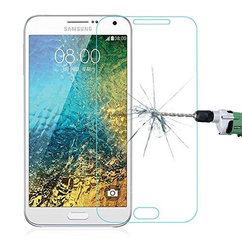 WANTONG Bildschirm schutzfolien aus Glas Für Galaxy E5 / E500 0,26 mm 9H + Oberflächenhärte 2.5D Explosionsgeschützte gehärtete Glasfolie Gehärtetes Glas Anti Scratch