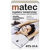 MATEC Manueller Temperaturregler, 1 Stück, RTS- 01/A