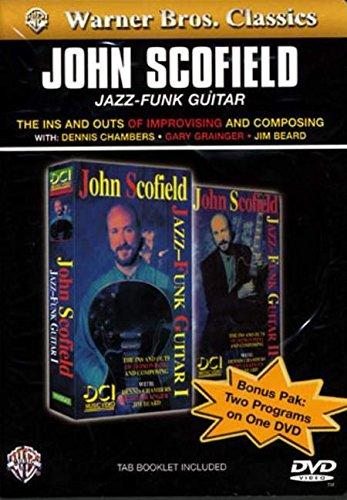 John Scofield: Jazz Funk Guitar (DVD). Für Gitarre (Jazz-gitarre Dvd)