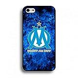 Olympique de Marseille iPhone 6/6S Coque,iPhone 6/6S Olympique de Marseille Hard...