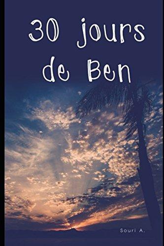 30 jours de Ben: Romance gay par Souri A.