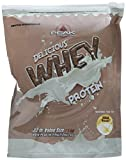 Die besten Low Carb Protein-Drinks - PEAK Delicious Whey Protein Choco Biscuit 1000g Bewertungen