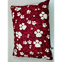 Funda para cama de perro grande, extraíble, lavable, con cremallera