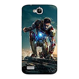 Preparation Multicolor Back Case Cover for Honor Holly