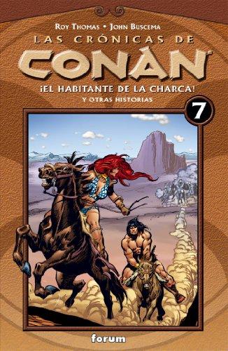 Las crónicas de Conan nº 07/34