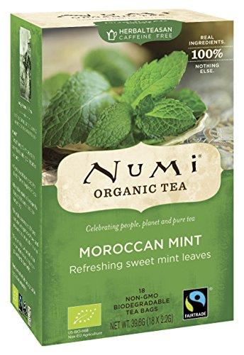 Numi Bio Moroccan Mint, 39,6 g