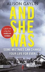 And She Was (Brenna Spector Book 1)