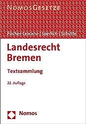 Landesrecht Bremen: Textsammlung