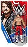 WWE Exclusive RED ATTIRE Basic Series Wrestling Action Figure - AJ Styles Wearing Red - Brand New In Box