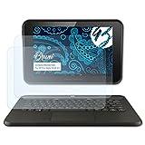 Bruni Schutzfolie für HP Pro Slate 10 EE G1 Folie, glasklare Bildschirmschutzfolie (2X)