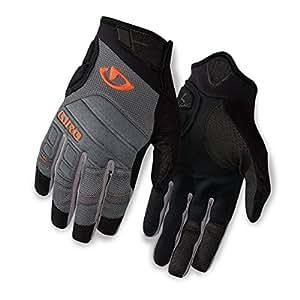 Giro Xen Fahrrad Handschuhe lang grau/schwarz 2016: Größe: S (7)