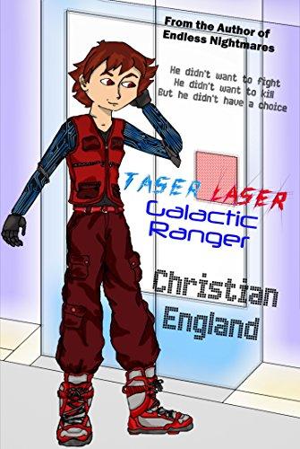 Taser Laser: Galactic Ranger (English Edition) Rangers-laser