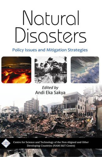 Natural Disasters: Policy Issues and Mitigation Strategies/Nam S&T Centre por Andi Eka Sakya