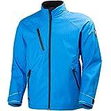 Helly Hansen Workwear Helly Hansen Workwear Brugge Jacket Funktionsjacke wasserdichte Arbeitsjacke 530, 3XL, blau, 71046