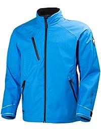 Helly Hansen Mens Brugge Waterproof Windproof Shell Workwear Jacket