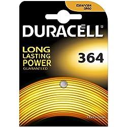 Duracell D364 Pile de Montre Argent
