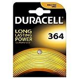 Duracell 364 batteria non-ricaricabile Ossido d'argento (S) 1,5 V