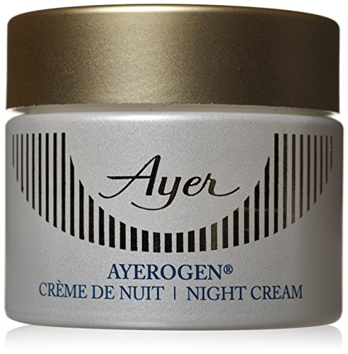 Ayerogen Crème De Nuit - Night Cream (Sauerstoff-nachtcreme)