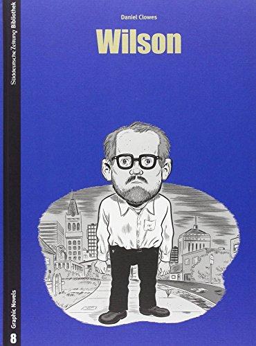 Wilson von Daniel Clowes (3. März 2012) Gebundene Ausgabe (Daniel Wilson Clowes)