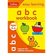 ABC Workbook Ages 3-5: New Edition (Collins Easy Learning Preschool)