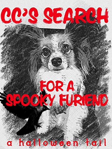 CC's Search for a Spooky Furiend: A Halloween Tail (English Edition)