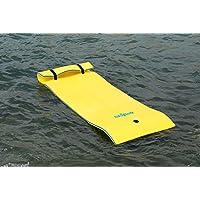 Matelas simple flotteur Ski Flott 260cm x 90cm x 3,5cm Adapté pour lac mer piscine