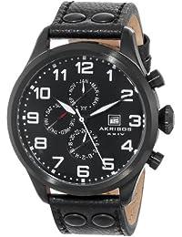Akribos AK664BK - Reloj para hombres