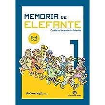 Memoria de elefante (Cuaderno de entretenimiento para las vacaciones)