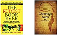 The Rudest Book Ever+Chanakya Neeti(Set of 2 books)