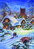 Christmas Holiday - Winter  - Puzzle 1000 Teile
