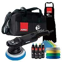 Rupes Big Foot Deluxe polisaj makineleri ve kullanın-Set Lhr 21ES Lhr 21ES dış