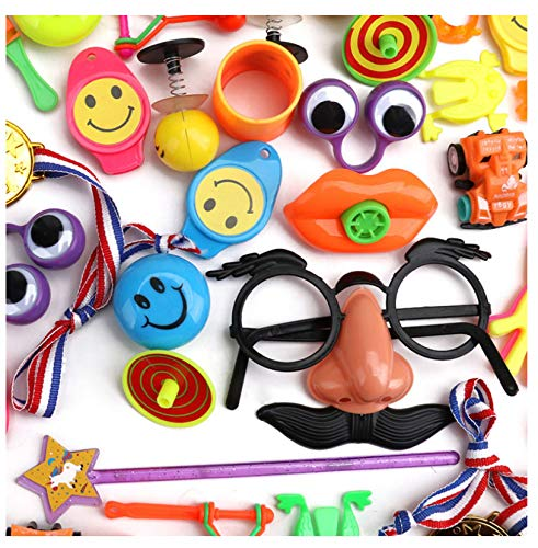 Fillers Classroom Treasure Boxprizes Game Party Supplies Small Bulk Toys Party Favors A ()