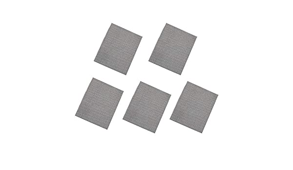 Z NING 5 PCS Mesh Grill Accessoires Barbecue Grill Tapis