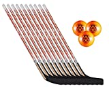 "Set Streethockey ""Kinder"" plus 3 Bälle Set"