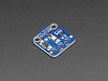 Adafruit SGP30 Luftqualitätssensor Breakout - VOC und eCO2 (3709) -