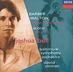 Barber / Walton: Violin Concertos / B...