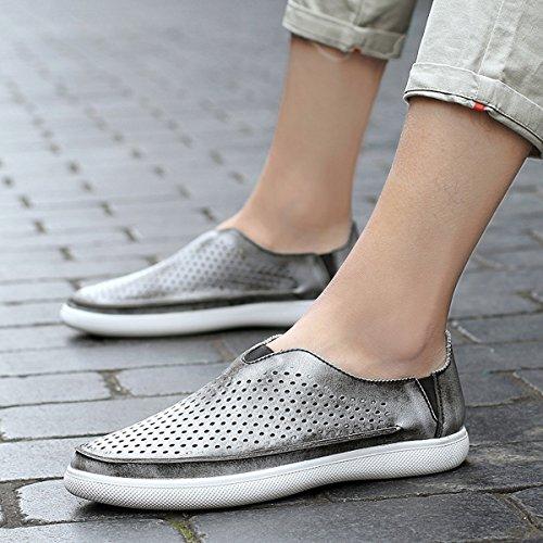 Miyoopark , Basses homme Style2-Grey