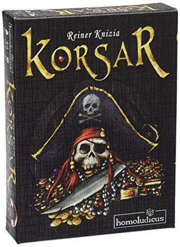 Homoludicus - Korsar, juego de estrategia (925487)