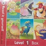 #6: Read it Yourself with Ladybird - Level One Box