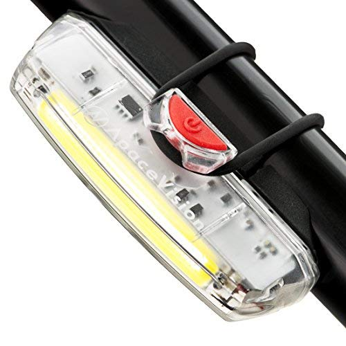 Luz Bicicleta Delantera Recargable USB Apace Illuma