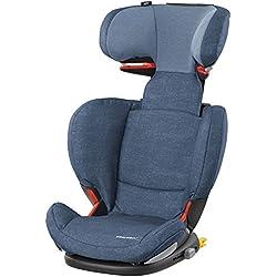 Bébé -Confort Rodifix AirProtect Seggiolino Auto 15-36 Kg, Gruppo 2/3, 3.5-12 Anni, Colore Nomad Blue