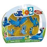 Rio 2 - Jp72499 - Ameublement Et Décoration - Pack De 5 Figurines