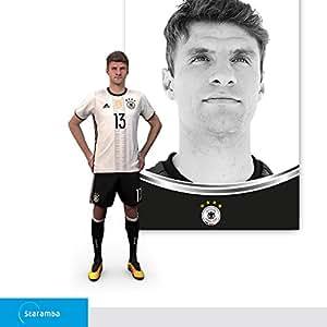 Thomas Müller 3D Figur – DFB Offensive Home
