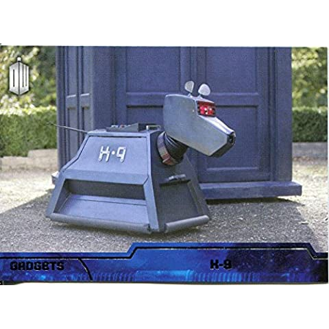 Doctor Who, Chase G-3 Gadgets di un