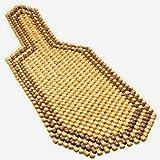Dios Wooden Diosstore951 Bead Seat Acupressure Design Universal Size