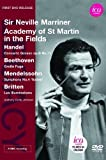 Marriner: Martin In Fields (Concerto Grosso/ Grosse Fuge) (ICA Classics: ICAD 5064) [DVD] [2012] [NTSC]