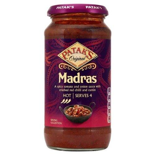 Pataks Madras 6X450G